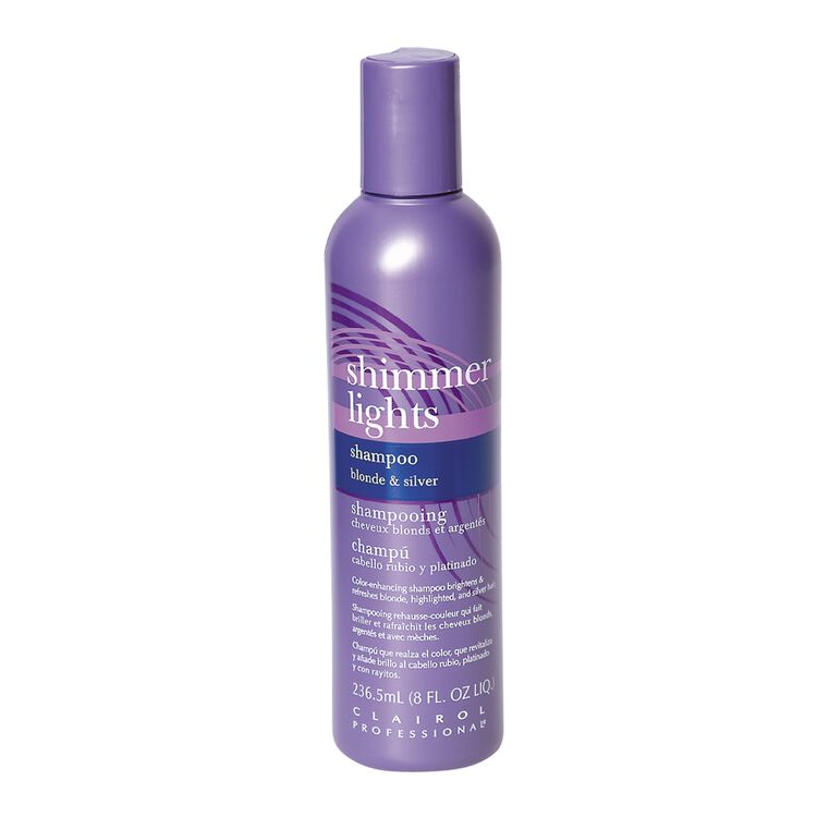 Shimmer Lights Conditioning Shampoo for Blonde & Silver
