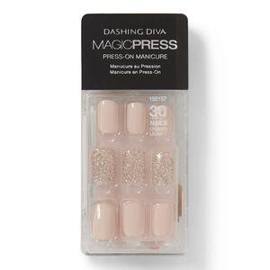 Go Go Glitter Press On Nail Kit