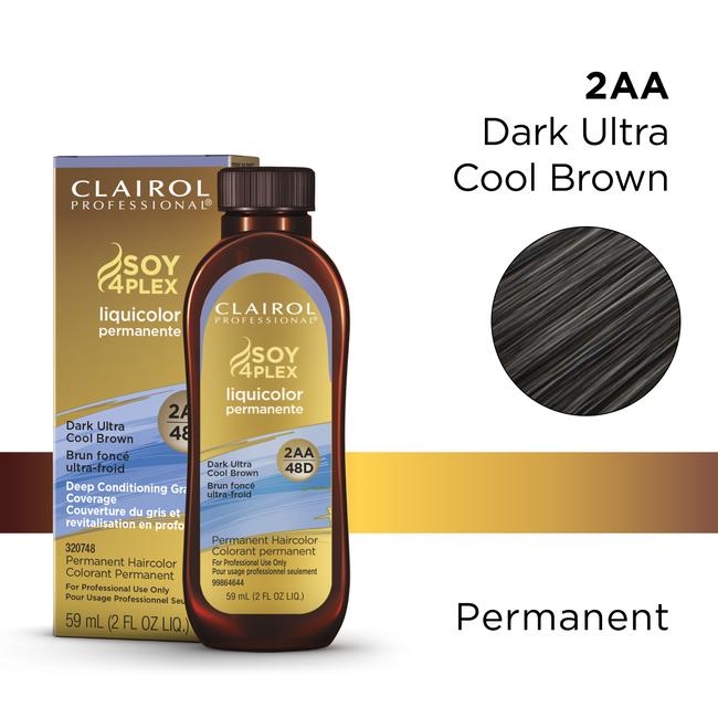 Clairol Pro Liquicolor 48D Sable Brown