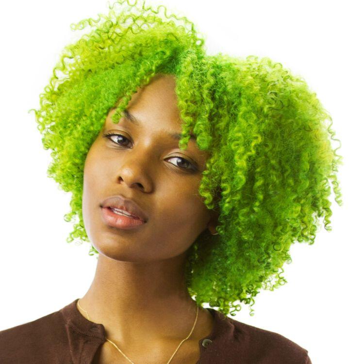 Semi Permanent Hair Color