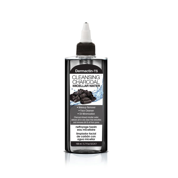 Facial Cleanser Charcoal Micellar Water