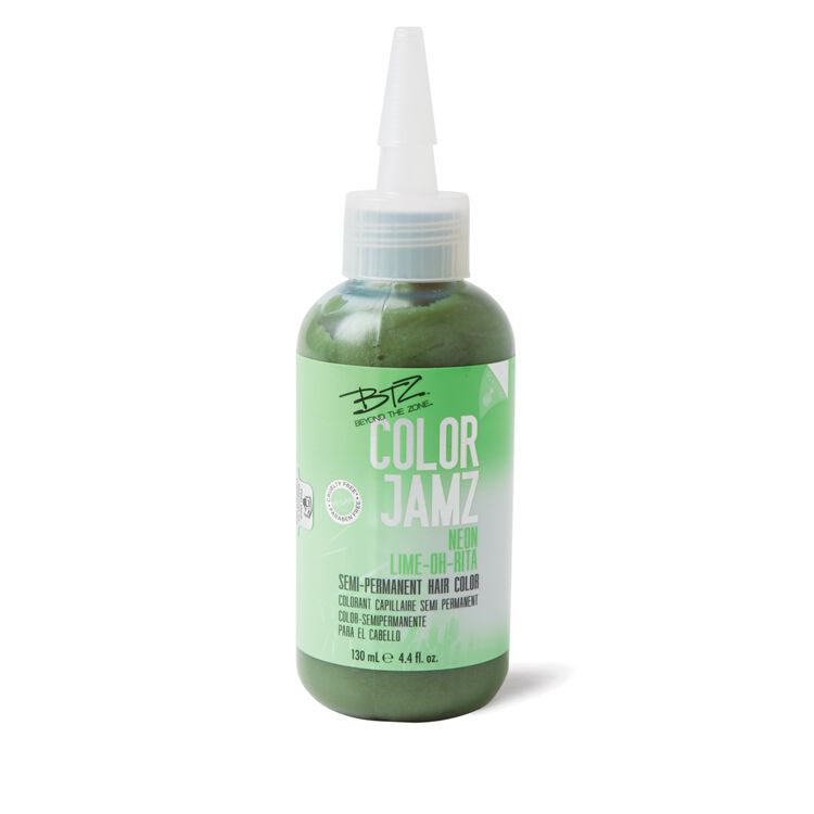 Color Jamz Neons Lime-Oh-Rita Semi Permanent Hair Color