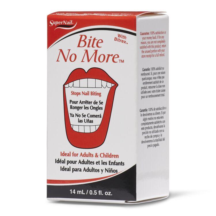 Bite No More