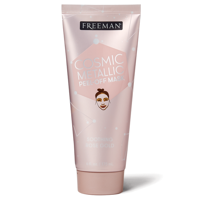 Cosmic Metallic Peel Off Mask - Soothing Rose Gold