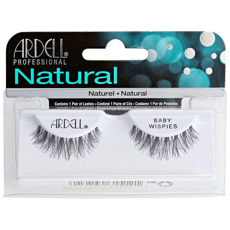 Natural Baby Wispies Lashes