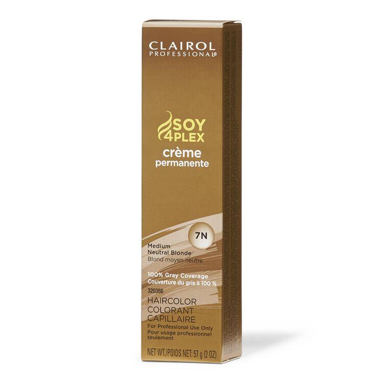 Clairol Pro Creme 7N Medium Neutral Blonde