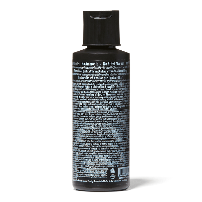 Aquamarine Semi Permanent Hair Color4 oz.
