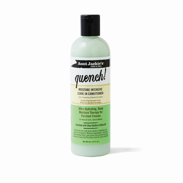 Aunt Jackie's Quench Leave In Conditioner