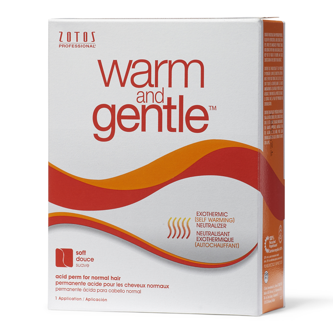 Warm & Gentle Regular Perm