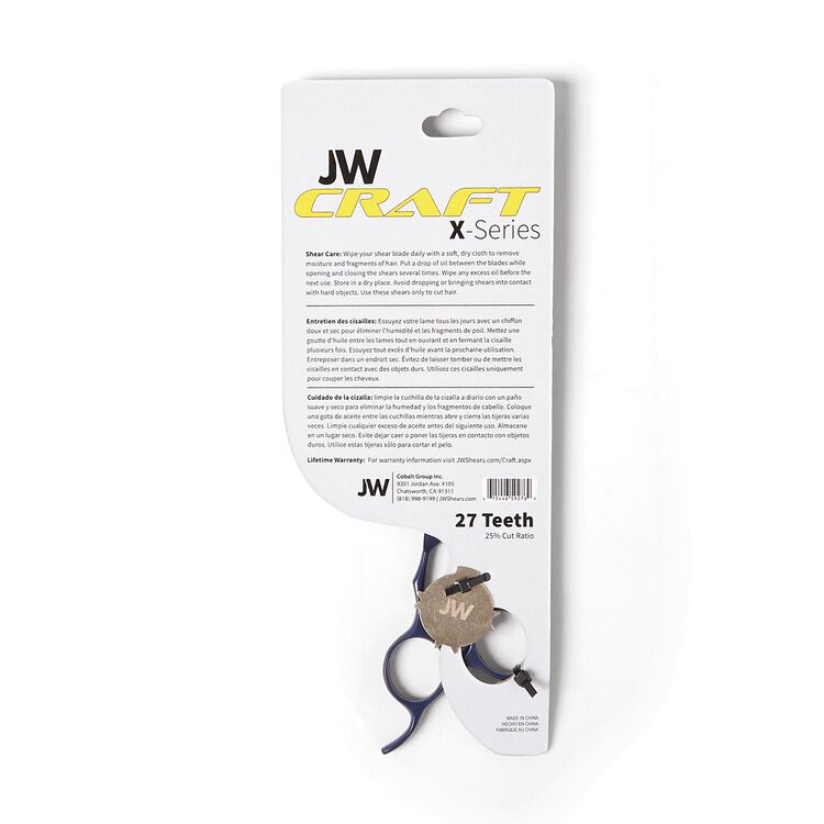 JW Craft  X Series 27 Teeth Thinner