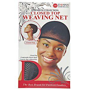 Black Closed Top Weaving Net