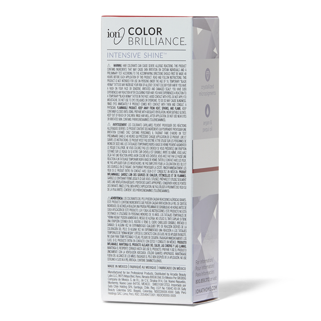 5R Light Red Brown Permanent Liquid Hair Color