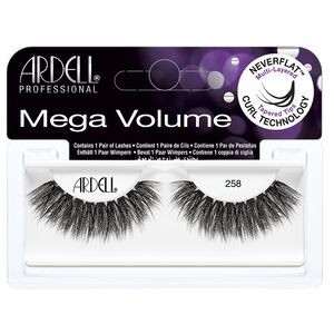 Mega Volume 258 Lashes