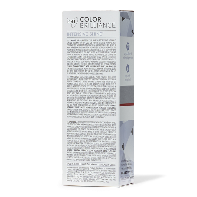 4R Medium Red Brown Permanent Liquid Hair Color