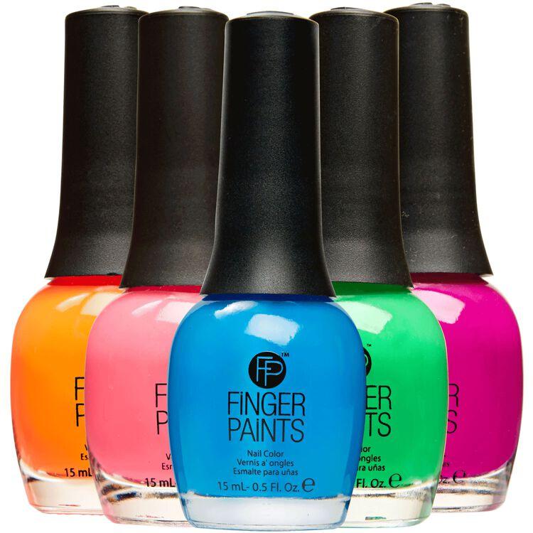 Neons Nail Color