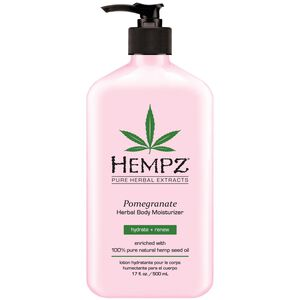 Pomegranate Herbal Body Moisturizer