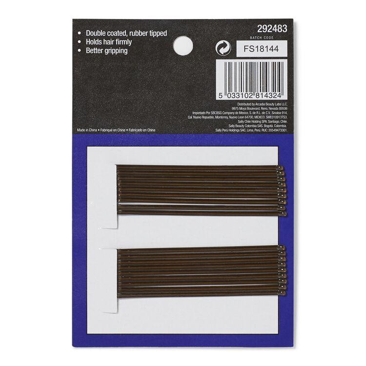 Brown Professional Jumbo Pins