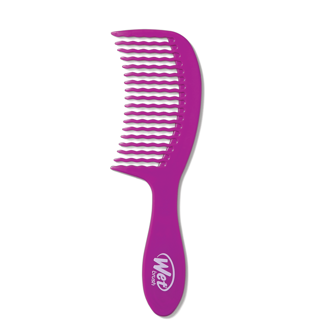 Detangling Comb Purple