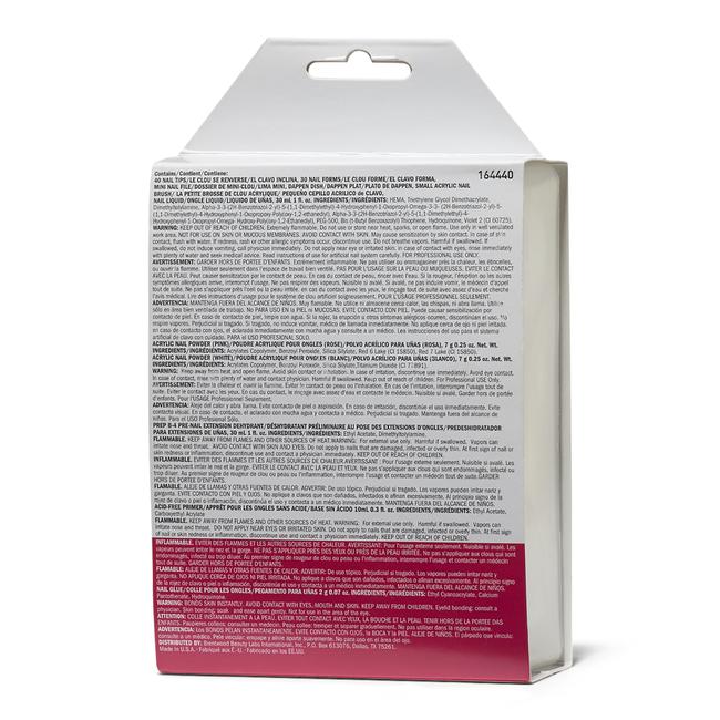 Odorless Acrylic Kit