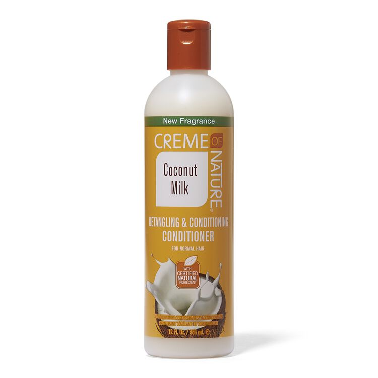 Coconut Milk Detangling Conditioner