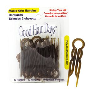 Magic Grip Hairpins