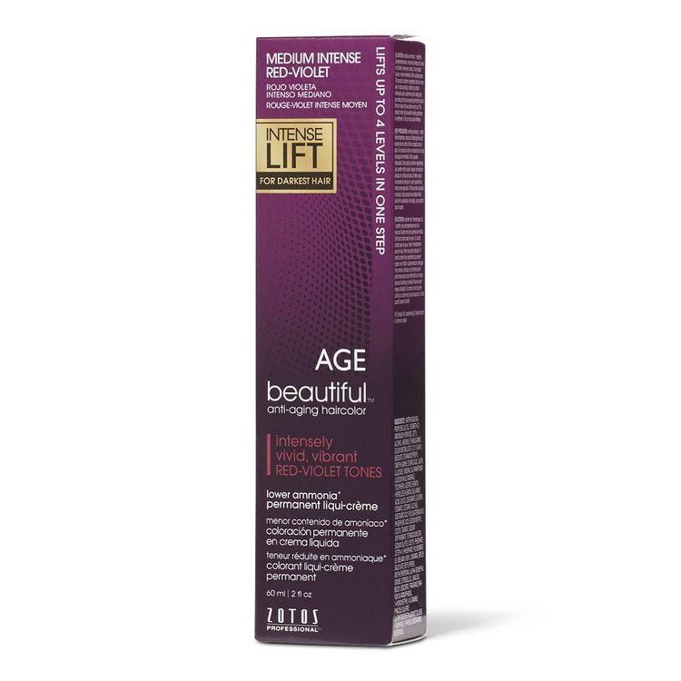 Intense Lift Medium Intense Red Violet Permanent Liqui-Creme Hair Color