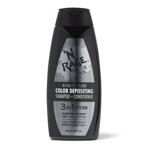 3 In 1 Color Depositing Shampoo & Conditioner N Chanted Silver