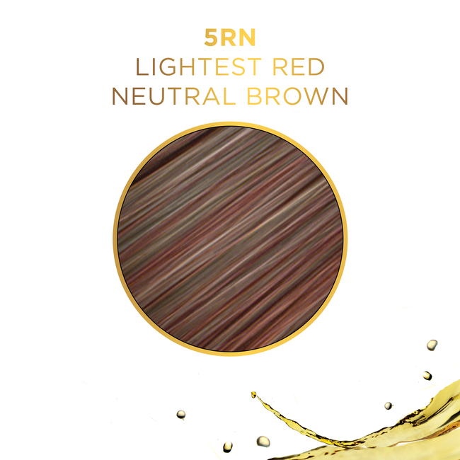 Clairol Pro Liquicolor 75R Sunsparked Brown