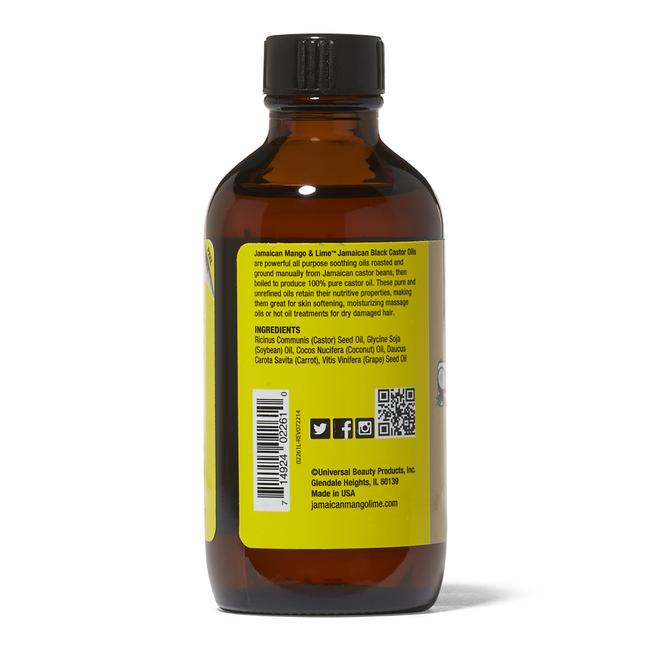 Coconut Black Castor Oil
