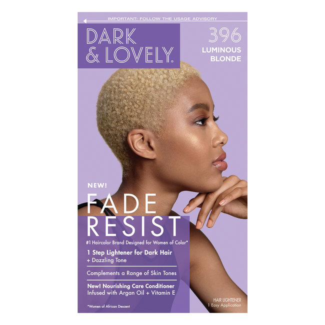 Dark and Lovely Color Luminous Blond