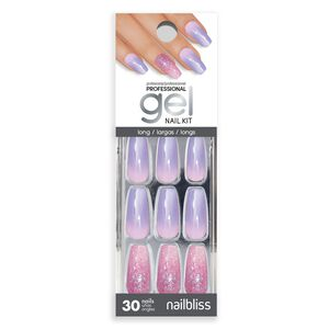 Lavendar Sensation Gel Nail Kit