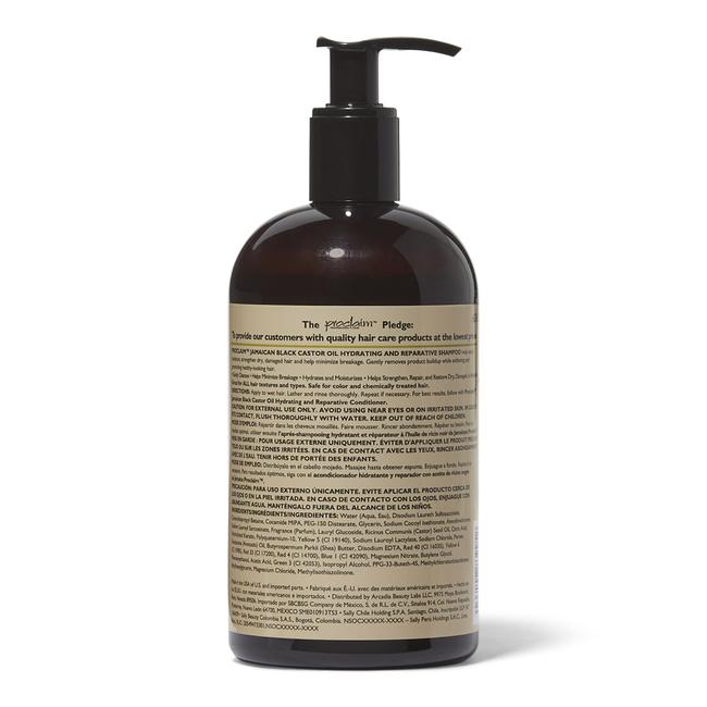 Jamaican Black Castor Oil Shampoo