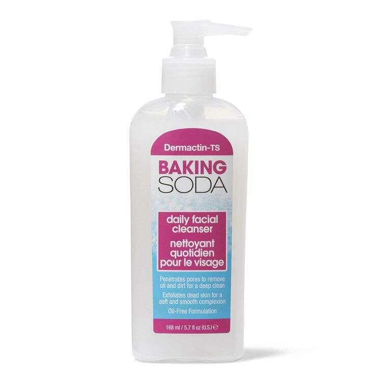 Baking Soda Daily Facial Cleanser