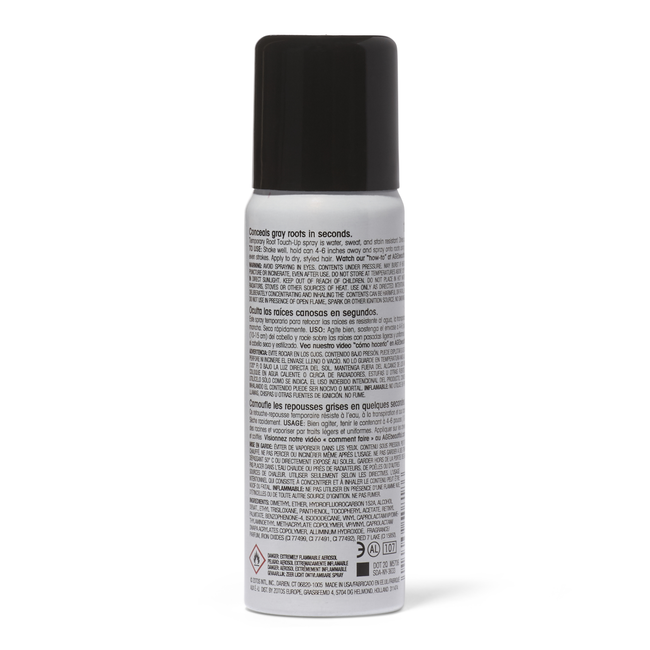 Light Intense Red Root Touch Up Spray Temporary Hair Color