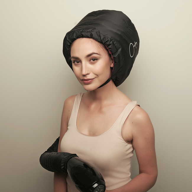 Deluxe Softhood Hair Dryer Attachment