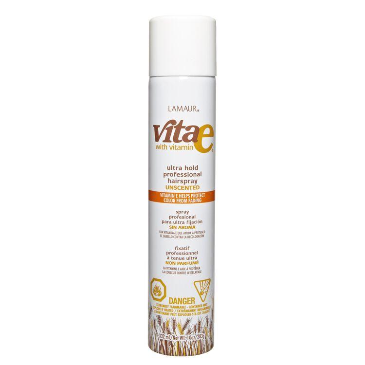 Vita E Unscented Hair Spray