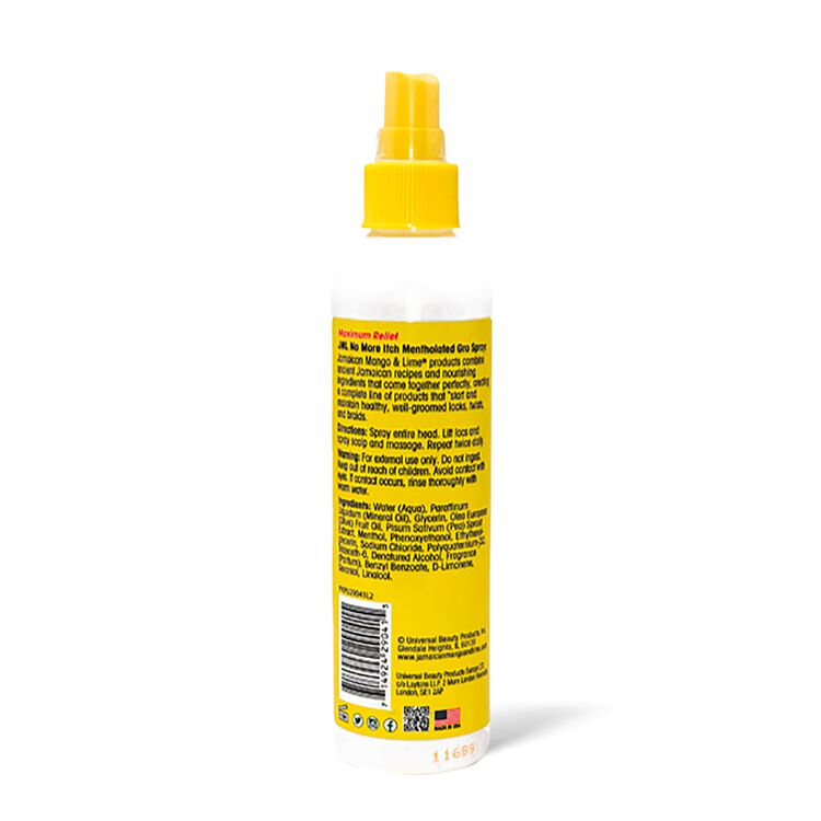 Jamaican Mango & Lime No More Itch Spray