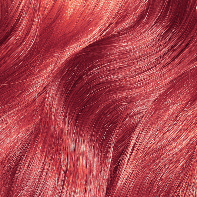 Flamingo Semi Permanent Hair Color