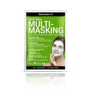 Sheet Mask Multi-masking Oil Control/Hydrating
