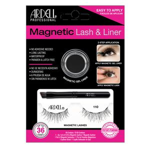 Magnetic Lash & Liner 110 Lash Kit