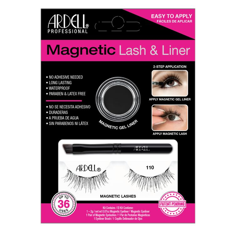 Magnetic Lash & Liner 110 Lash Kit