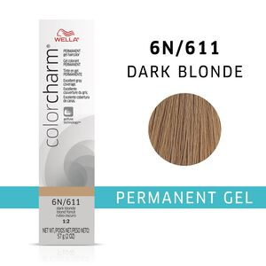 Color Charm Tube 611/6N Dark Blonde