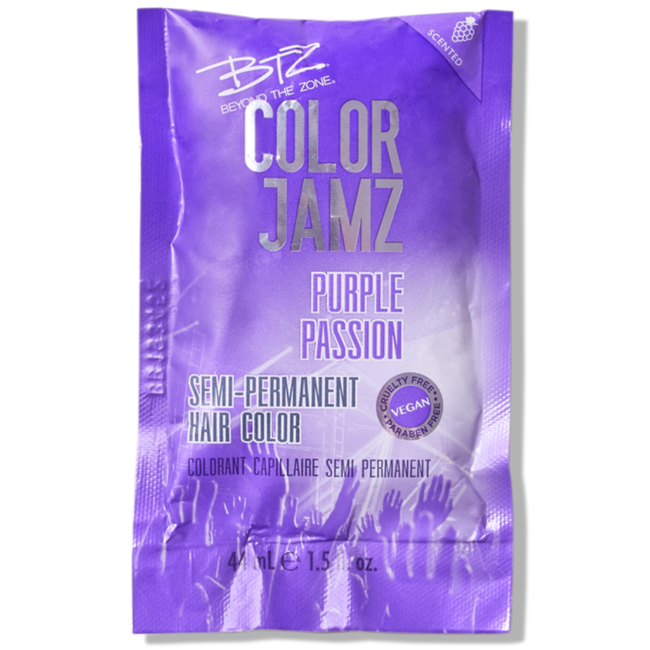Color Jamz Singles Purple Passion