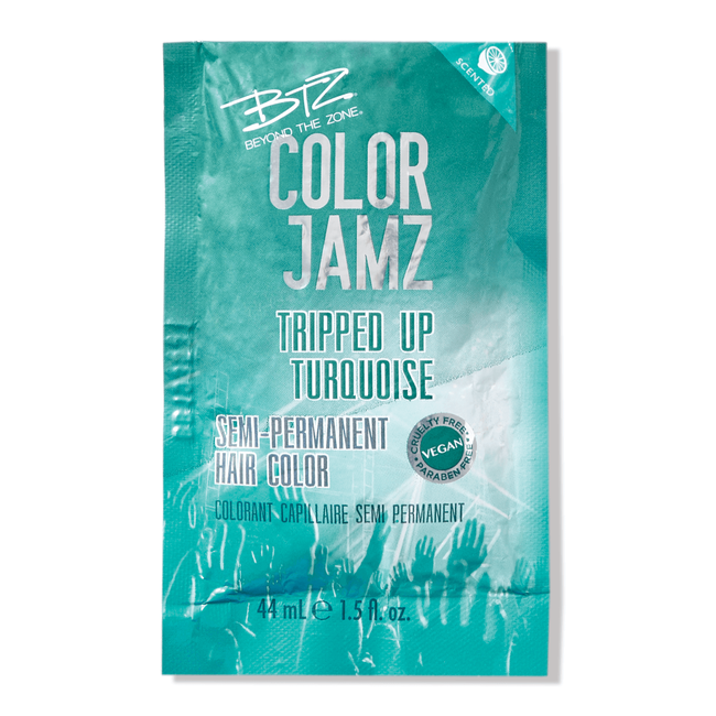 Color Jamz Singles Tripped Up Turquoise