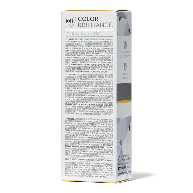 8N Light Blonde Permanent Liquid Hair Color