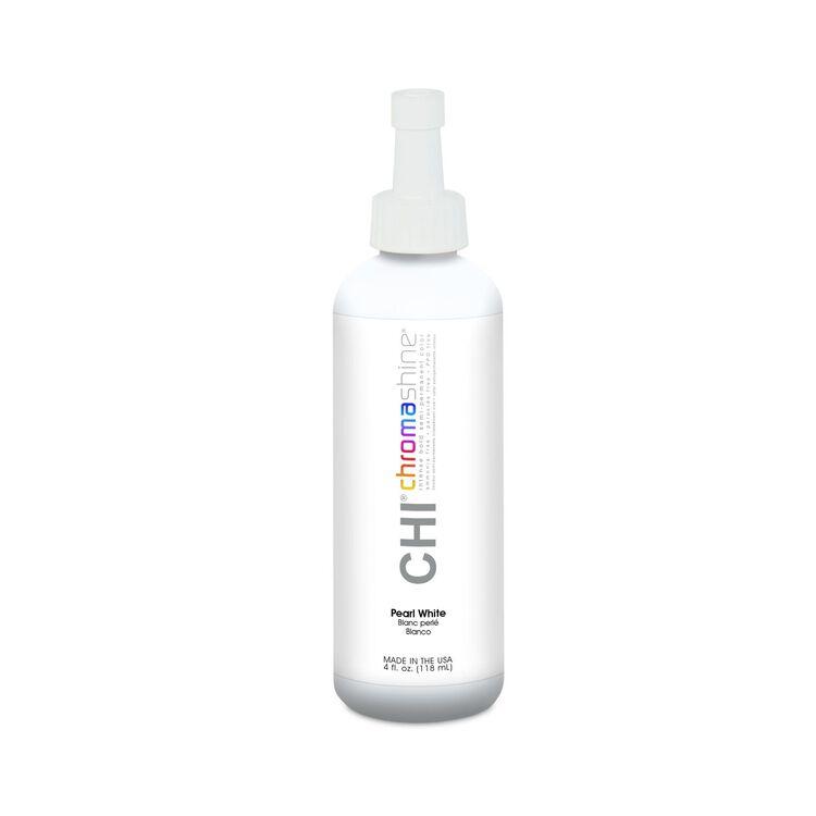 Pearl White Chromashine Semi Permanent Hair Color