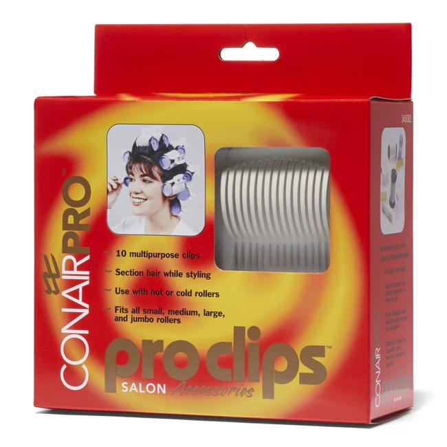 Champion Salon Pro Roller Clips