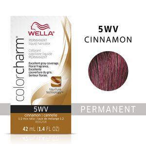 Cinnamon Color Charm Liquid Permanent Hair Color