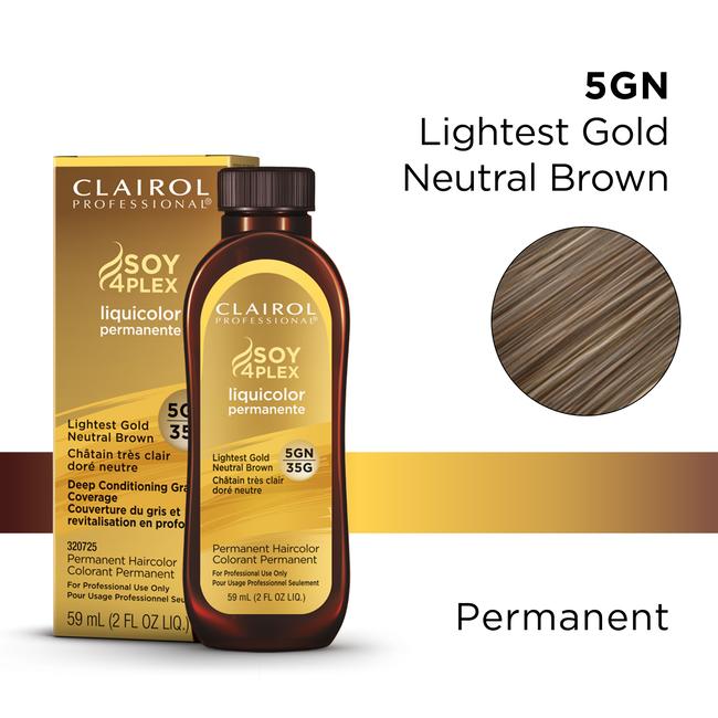 Clairol Pro Liquicolor 35G Sunlit Brown