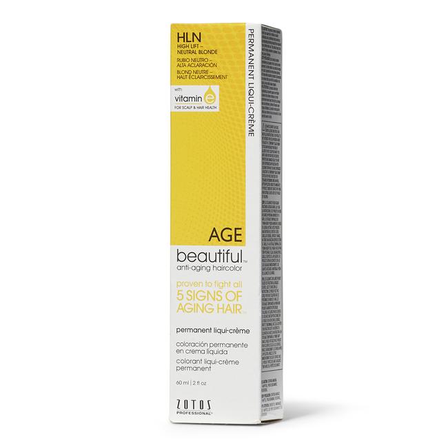 High Lift Neutral Blonde Permanent Liqui-Creme Hair Color